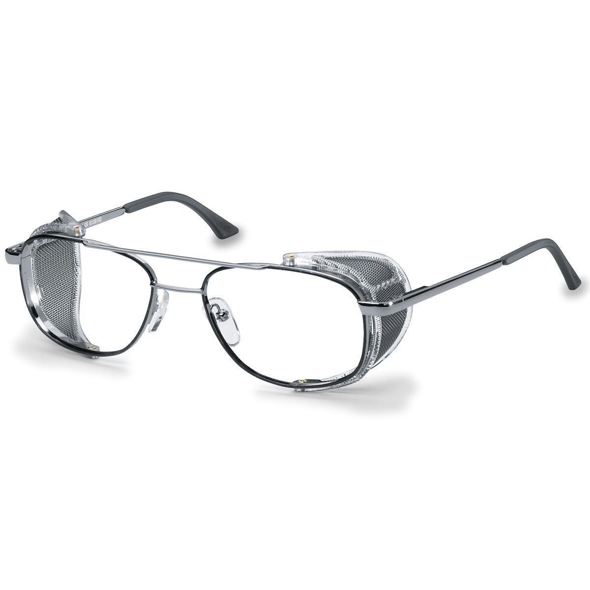 Uvex Korrektionsschutzbrille RX 5101 - Keine Entspiegelung