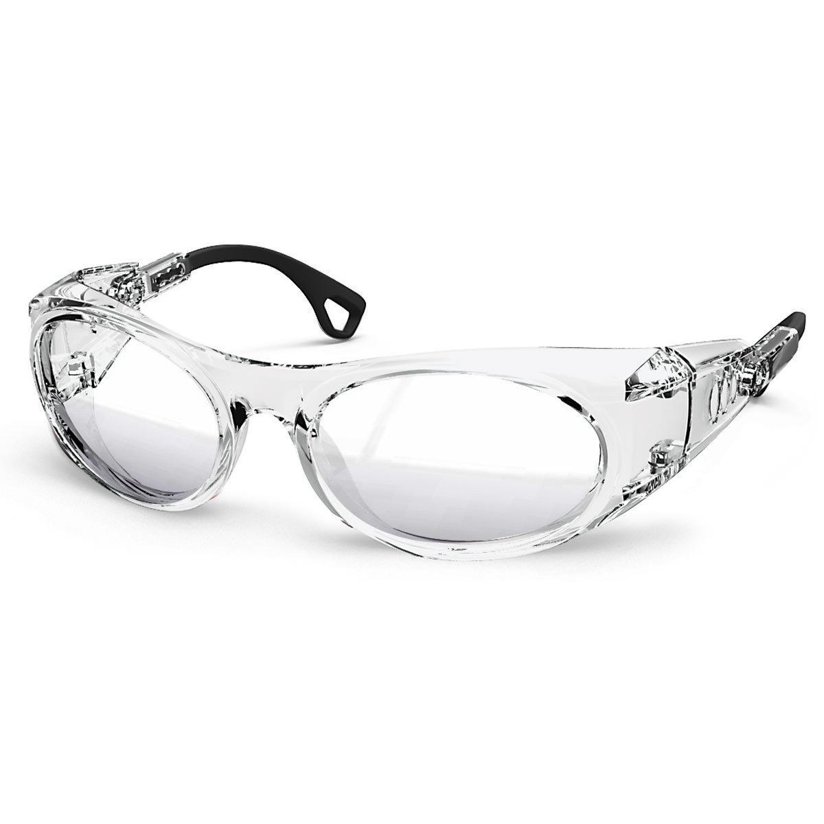 Uvex Korrektionsschutzbrille RX cd 5505 transparent - Super-Entspiegelung