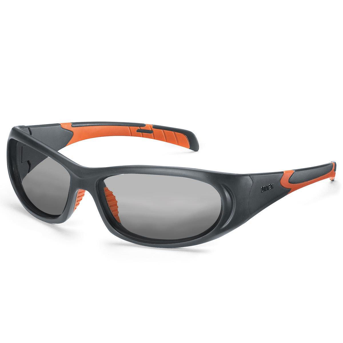 Uvex Korrektionsschutzbrille RX sp 5510 - grau getönt