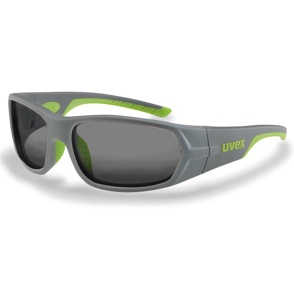 Uvex Korrektionsschutzbrille RX sp 5513 - grau getönt