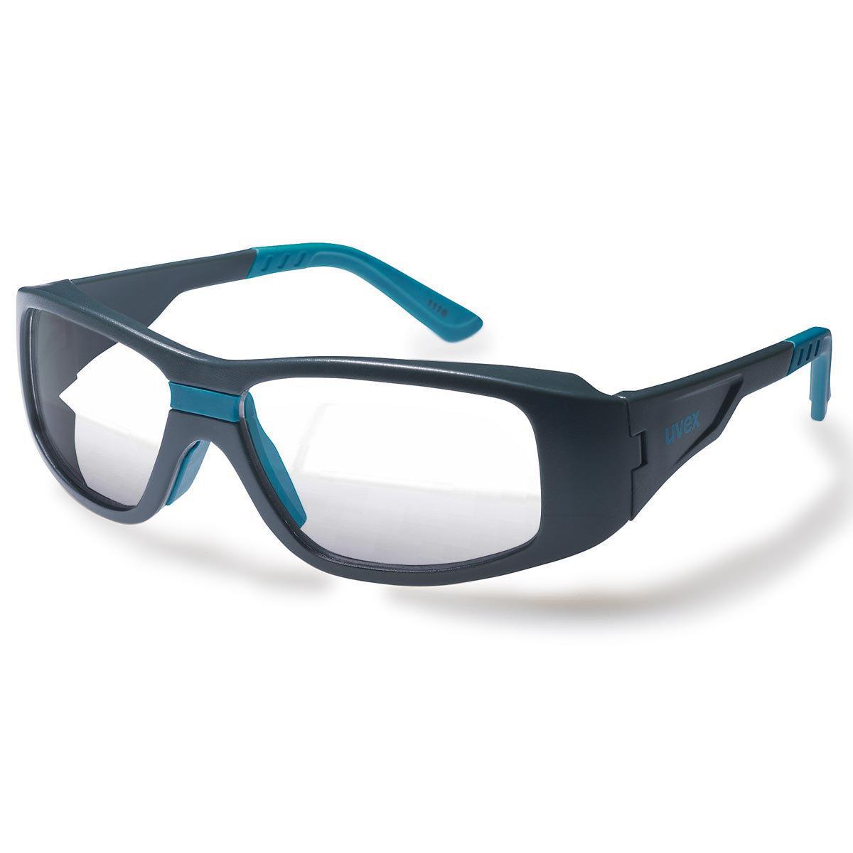 Uvex Korrektionsschutzbrille RX sp 5519 - UV blue protect